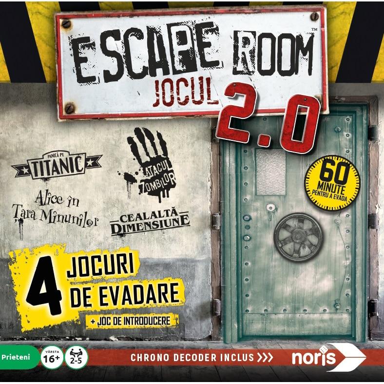 Joc - Escape Room 2.0 | Noris