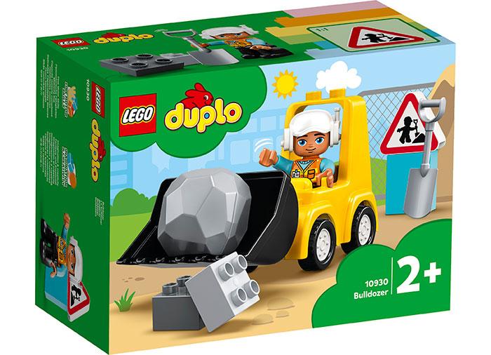 Lego-Buldozer | LEGO
