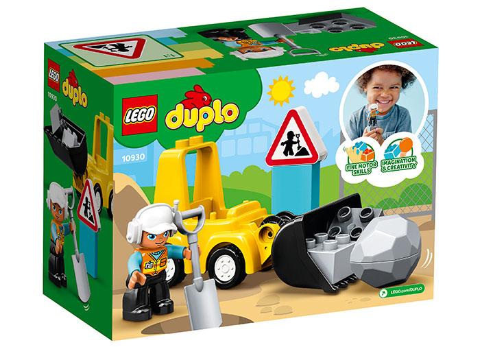 Lego-Buldozer | LEGO - 10