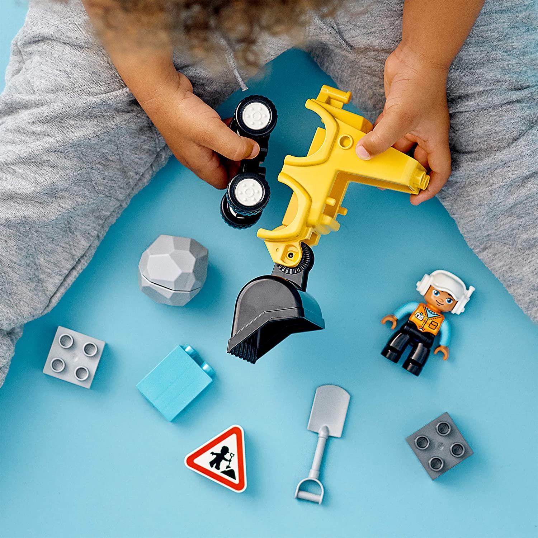 Lego-Buldozer | LEGO - 3