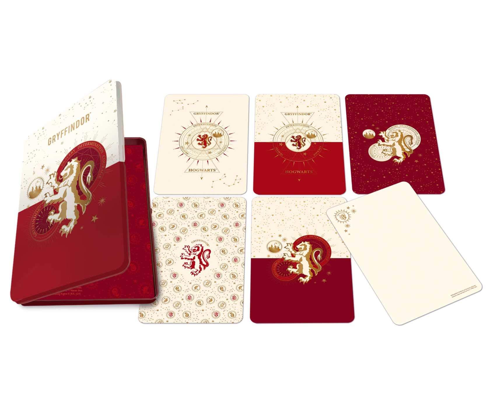 Set 20 de carti postale - Harry Potter - Gryffindor