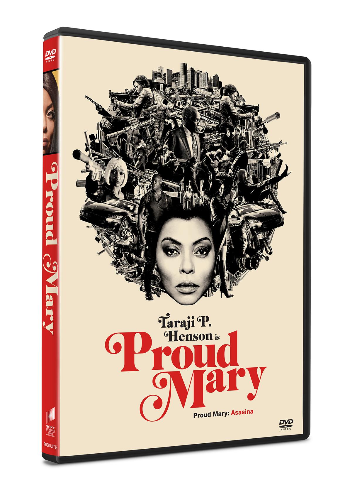 Proud Mary: Asasina / Proud Mary