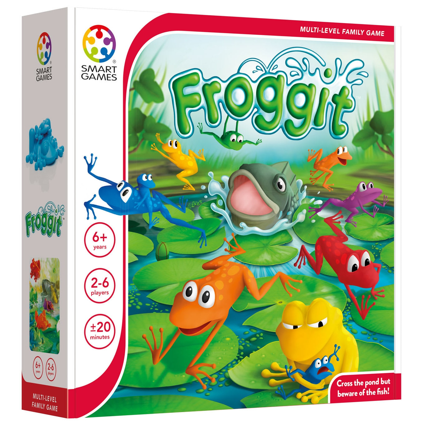 Joc - Froggit | Smart Games