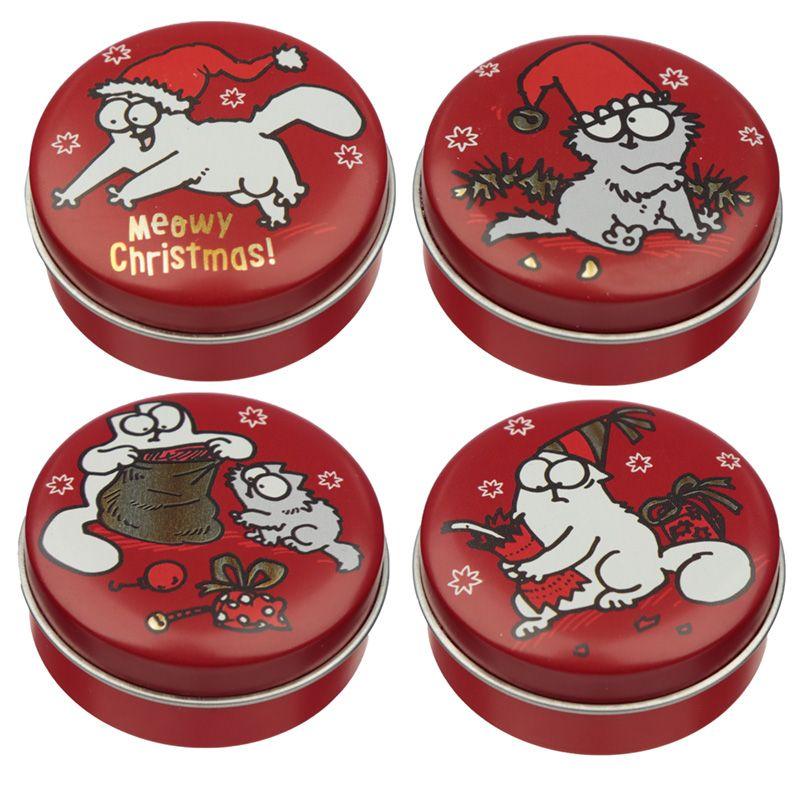 Balsam de buze - Simon's Cat - Christmas - mai multe modele