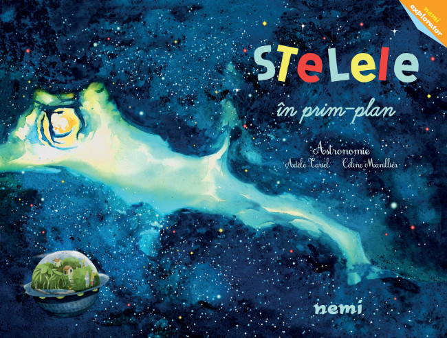Stelele in prim-plan