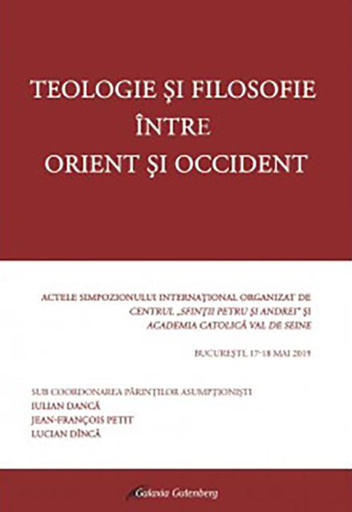 Imagine Teologie Si Filosofie In Orient - Iulian Danca, Jean Francois Petit,
