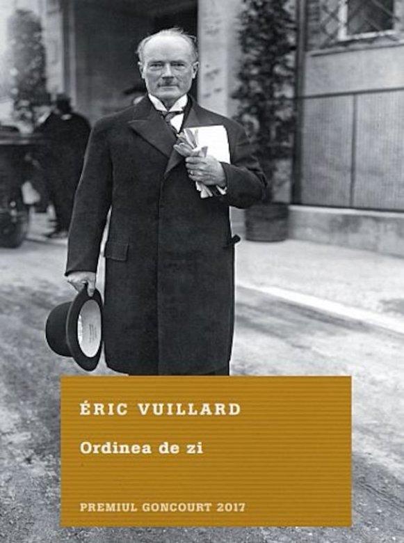 Ordinea de zi   Eric Vuillard