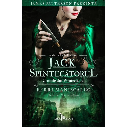 Jack Spintecatorul | Kerri Maniscalco