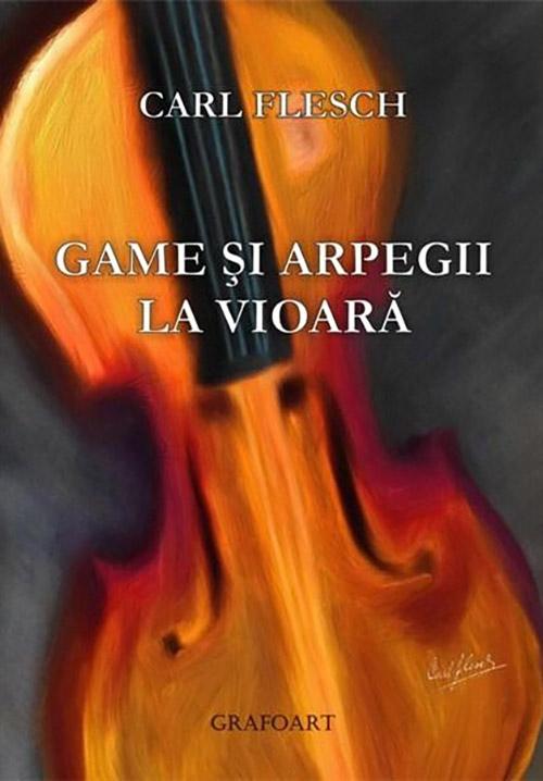 Game si arpegii la vioara