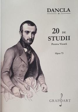 Studii vioara op.73