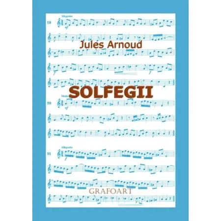 Solfegii. Vol I