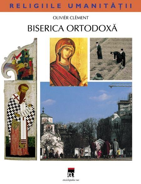 Imagine Biserica Ortodoxa - Olivier Clement