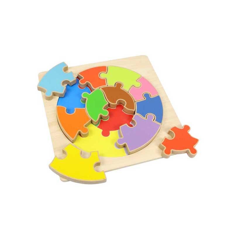 Puzzle din lemn - Masterkidz Jigsaw | Masterkidz
