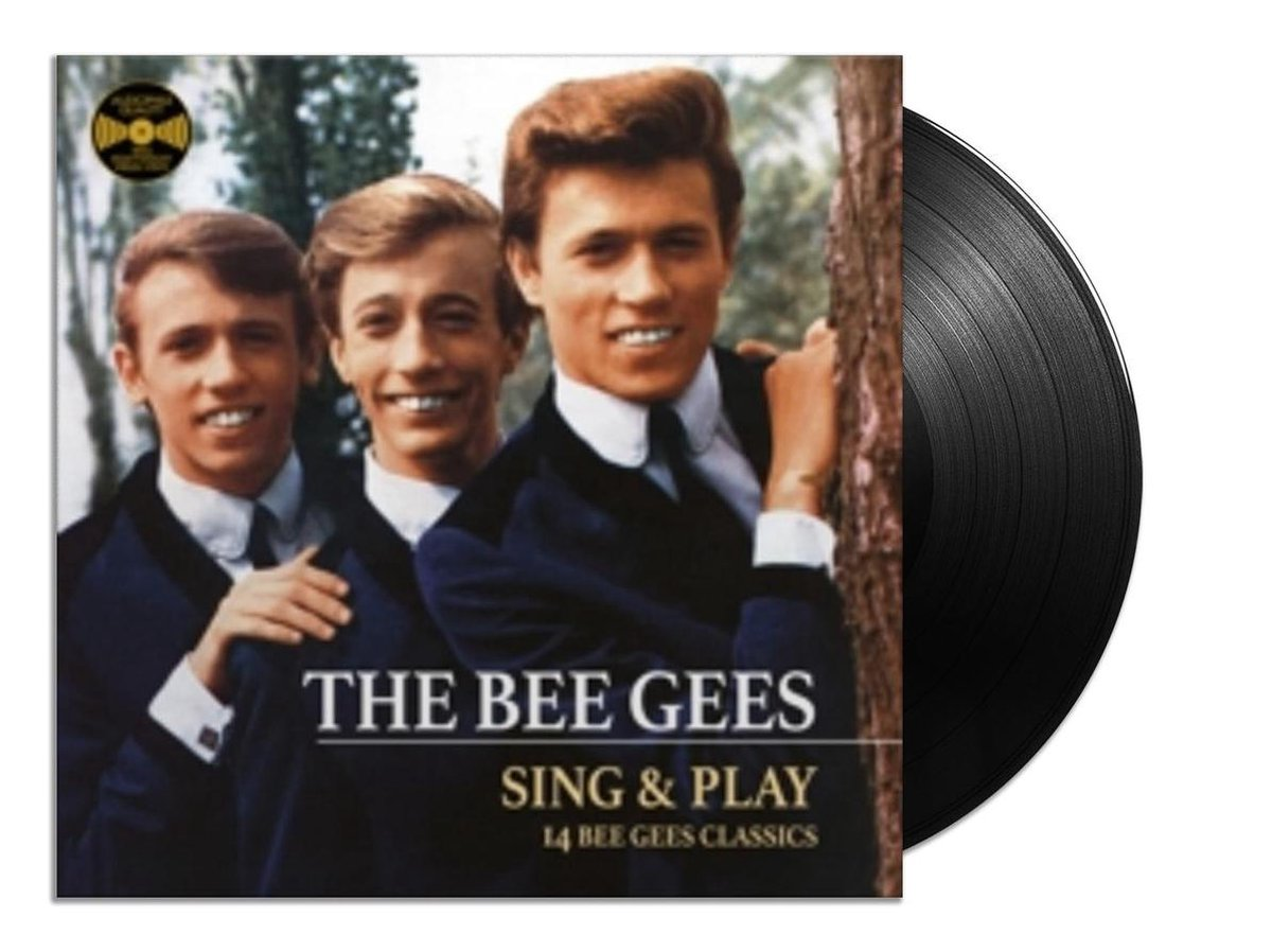 Sing & Play. 14 Bee Gees Classics - Vinyl