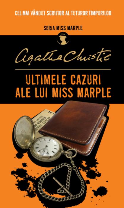 Ultimele cazuri ale lui Miss Marple | Agatha Christie