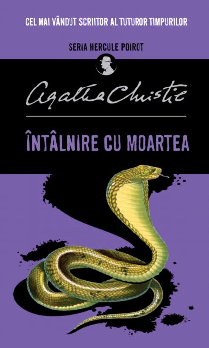 Intalnire cu moartea | Agatha Cristie