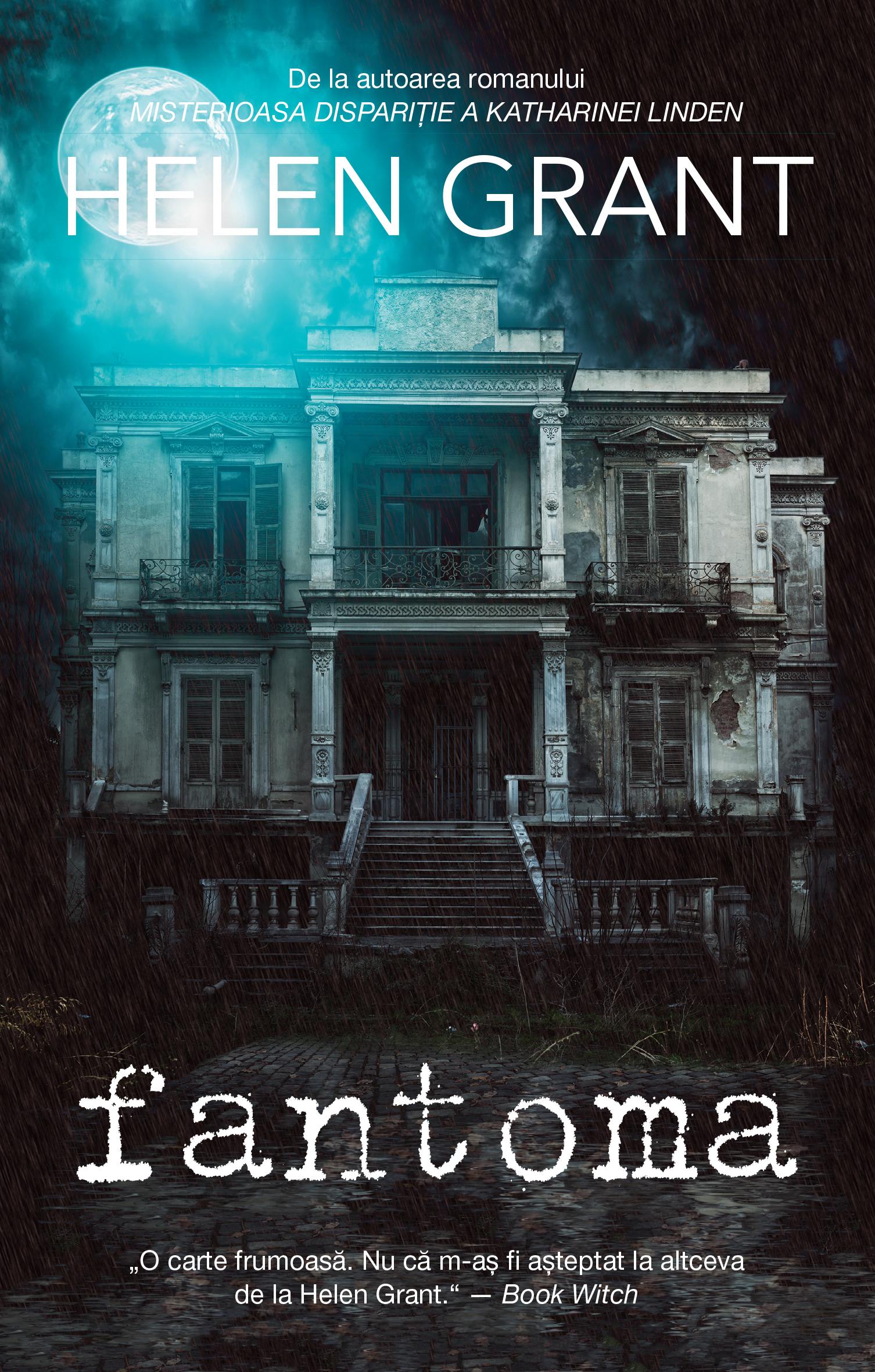 Fantoma | Helen Grant
