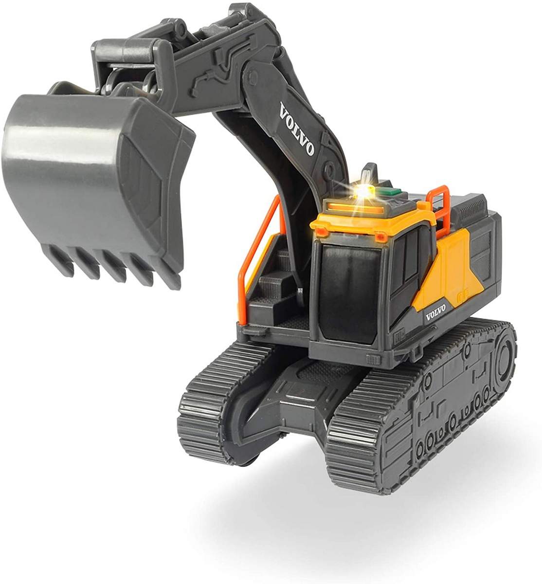 Jucarie - Volvo Excavator cu senile / Tracked Excavator | Dickie Toys - 2