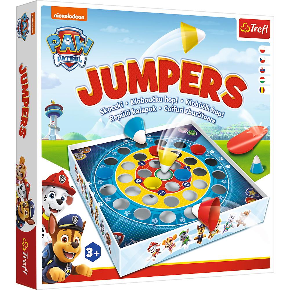 Joc - Jumpers, Paw Patrol   Trefl