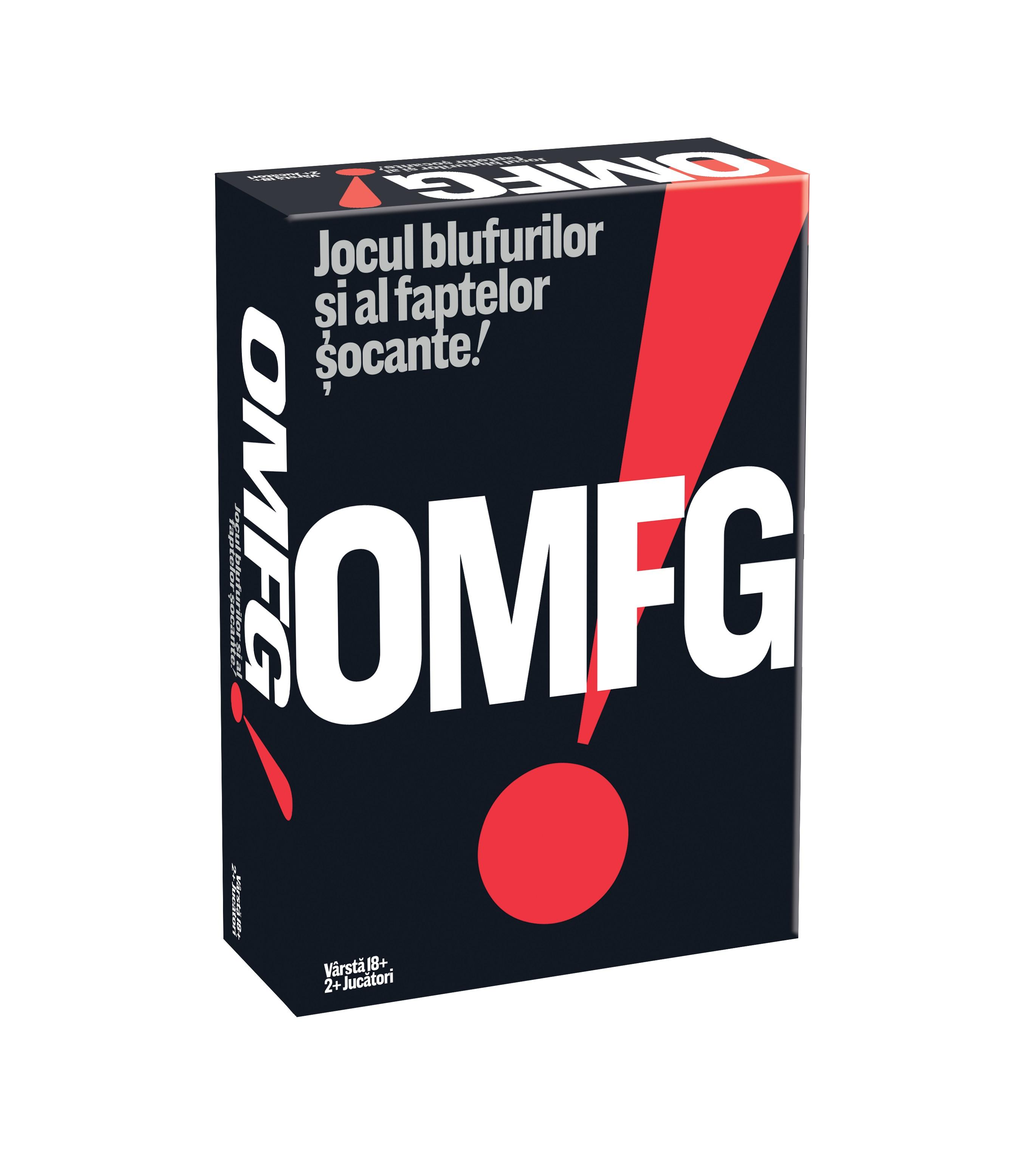 OMFG! - Joc de societate pentru adulti   Cheatwell