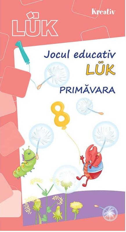 Joc educativ LUK - Primavara |