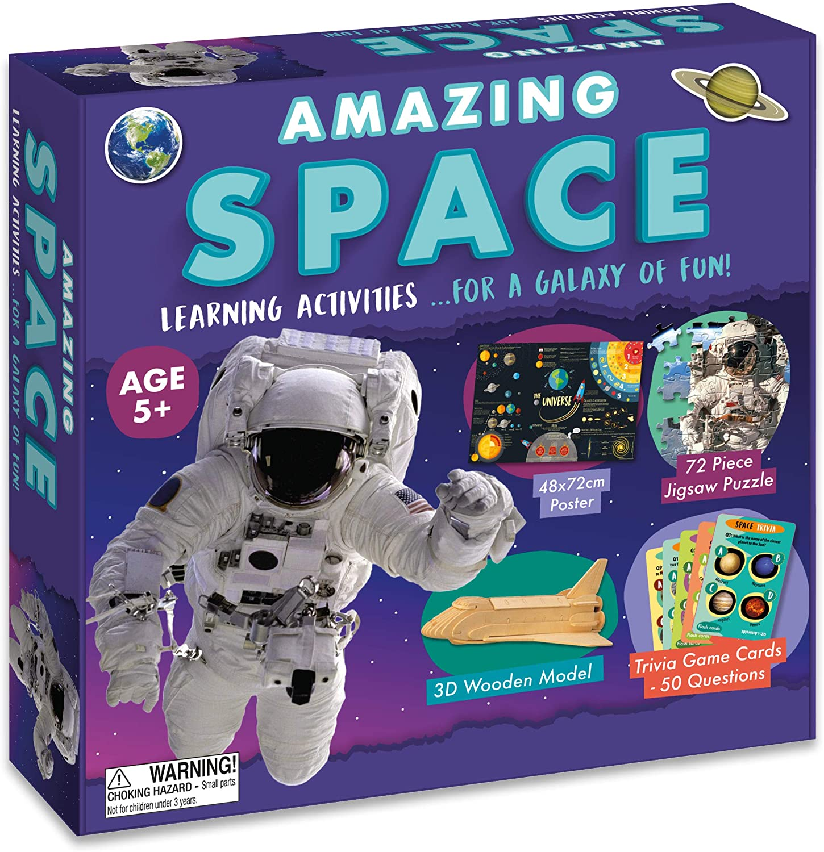 Amazing Activity Set - Space | Robert Frederick