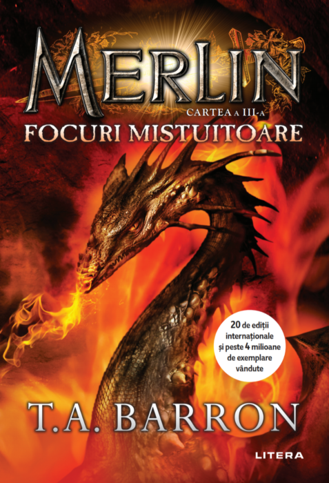 Merlin. Focuri mistuitoare
