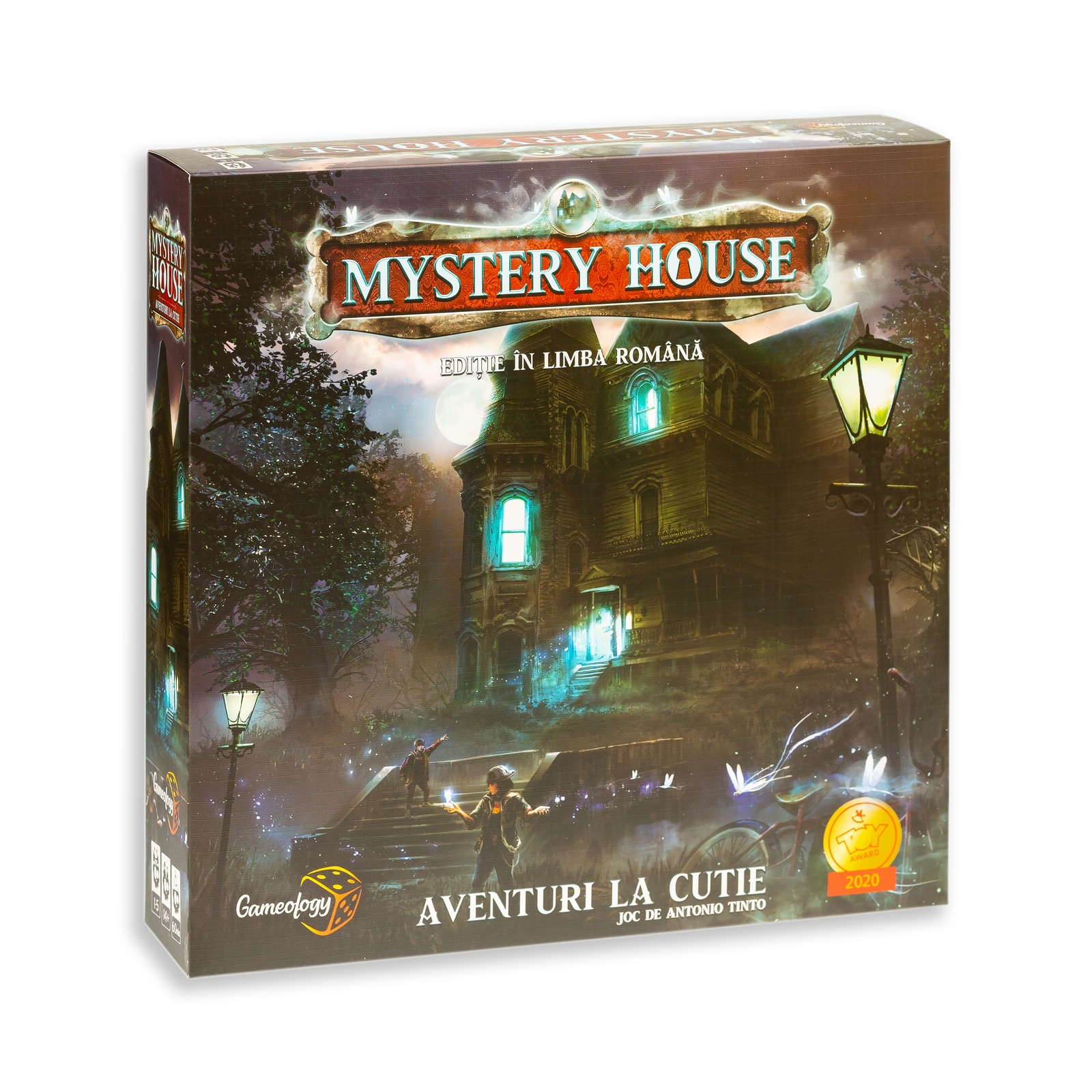 Joc - Mystery House | Gameology