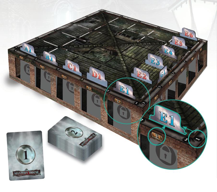 Joc - Mystery House   Gameology - 3