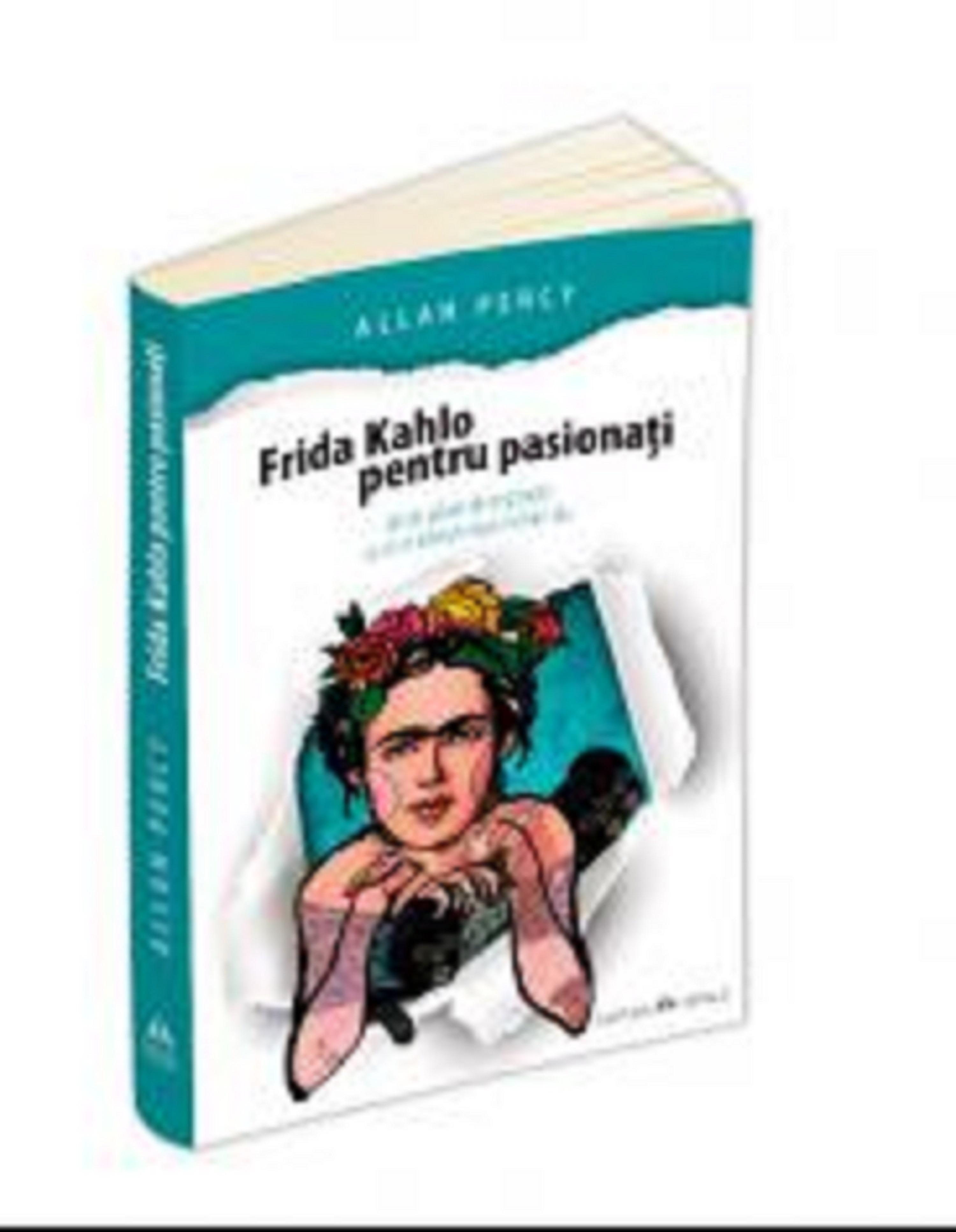 Frida Kahlo pentru pasionati