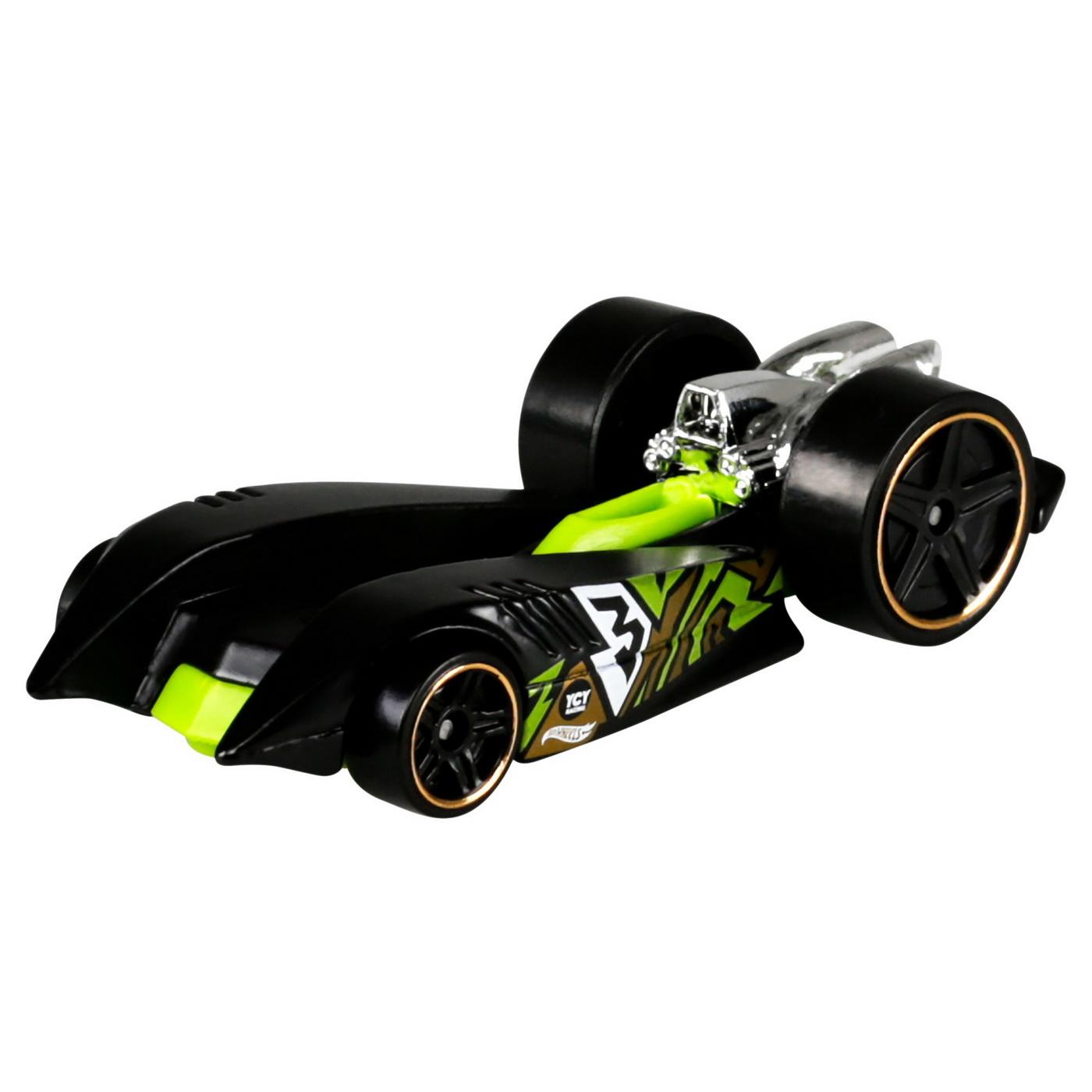 Set 5 Masini Hot Wheels City Vs Robo Beasts   HOT WHEELS - Vehicule - 5