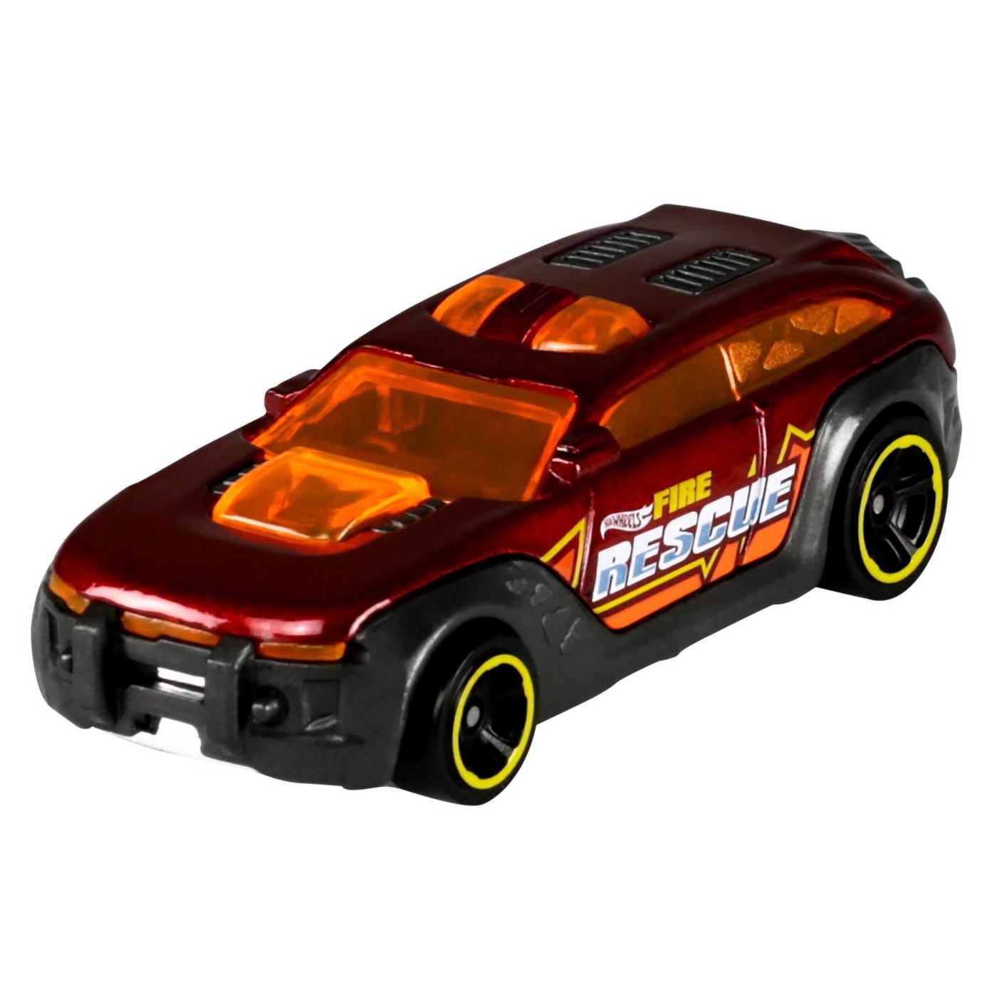 Set 5 Masini Hot Wheels City Vs Robo Beasts   HOT WHEELS - Vehicule - 4