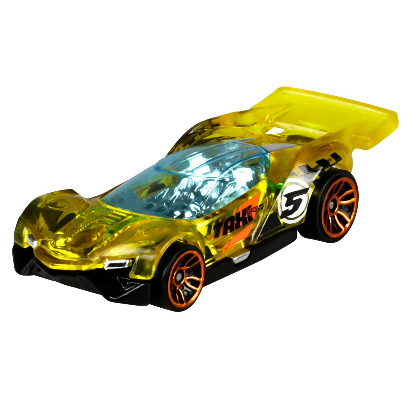Set 5 Masini Hot Wheels City Vs Robo Beasts   HOT WHEELS - Vehicule - 1
