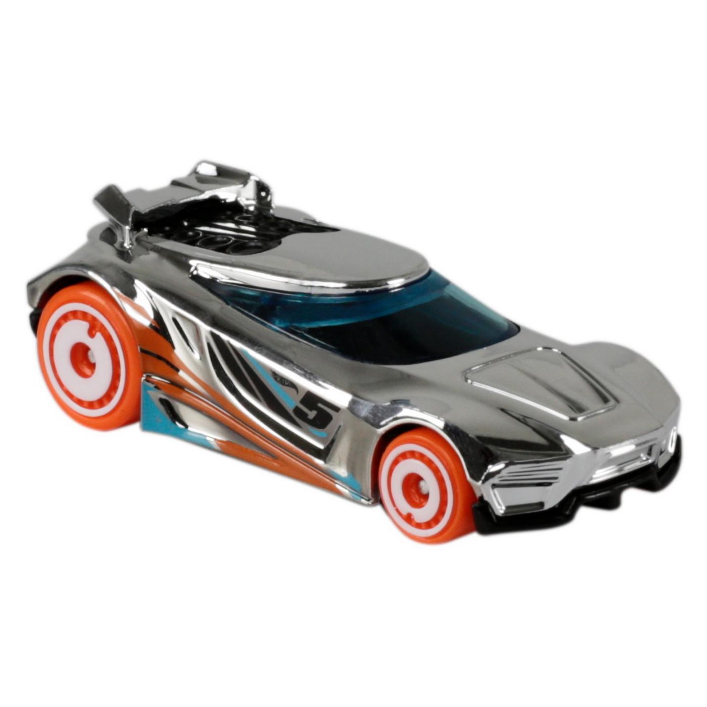 Set 5 Masini Hot Wheels Action | HOT WHEELS - Vehicule - 5