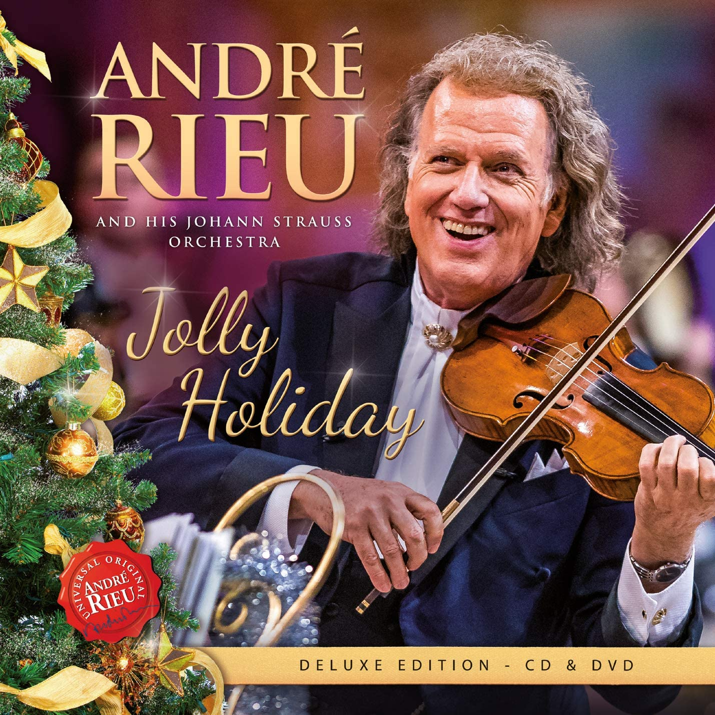 Jolly Holiday (CD+DVD)
