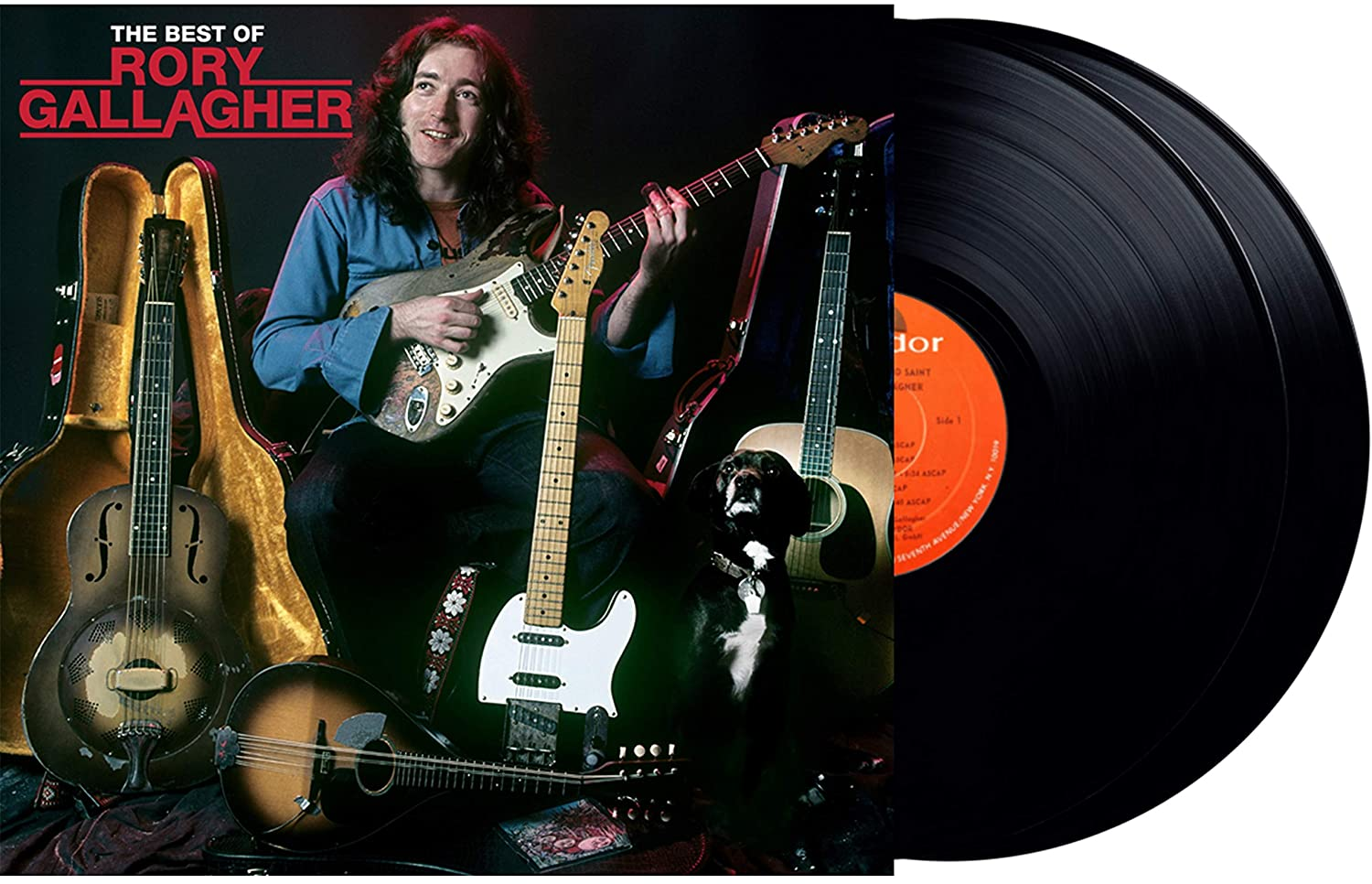 The Best Of Rory Gallagher - Vinyl