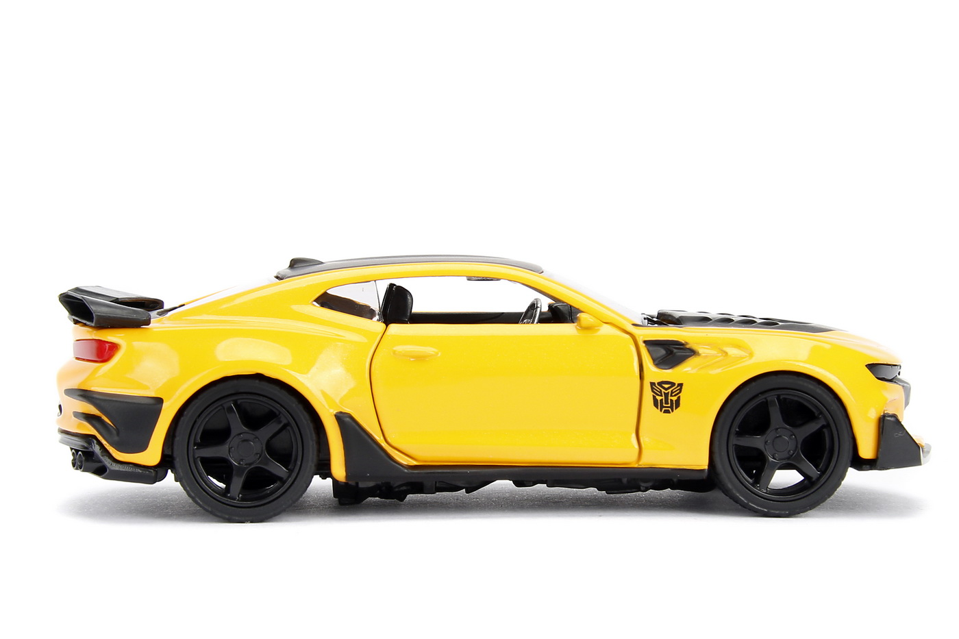 Masinuta Metalica Transformers 2016 Chevy Camaro Scara 1 La 32   JadaToys - 4