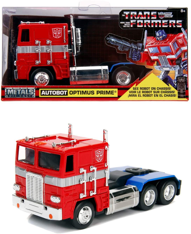 Masinuta - Transformers: Autobot Optimus Prime | JadaToys