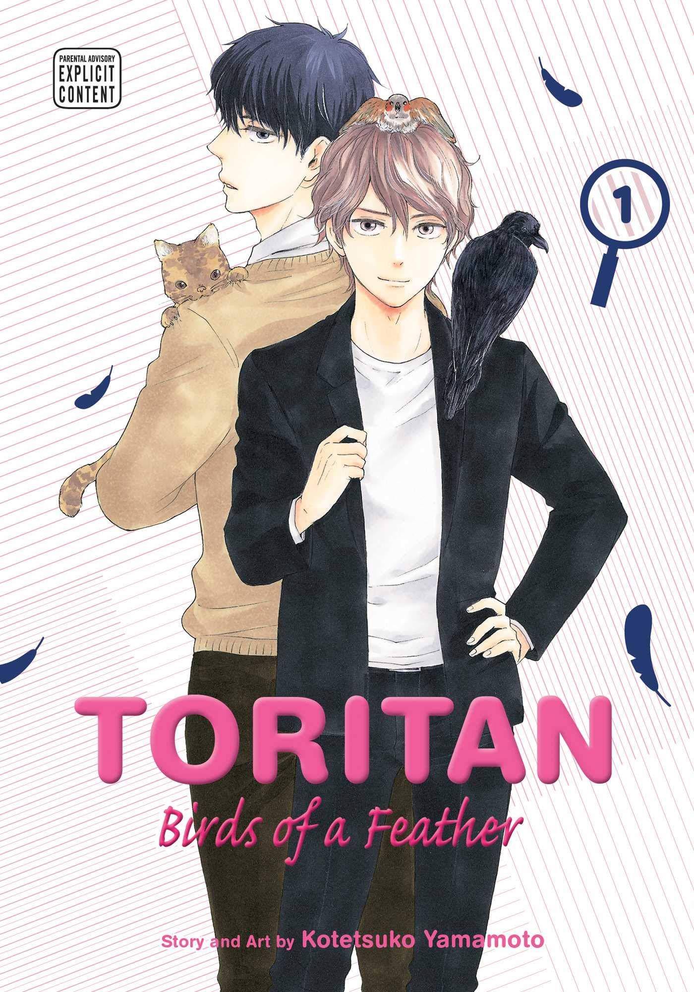 Toritan: Birds of a Feather. Volume 1