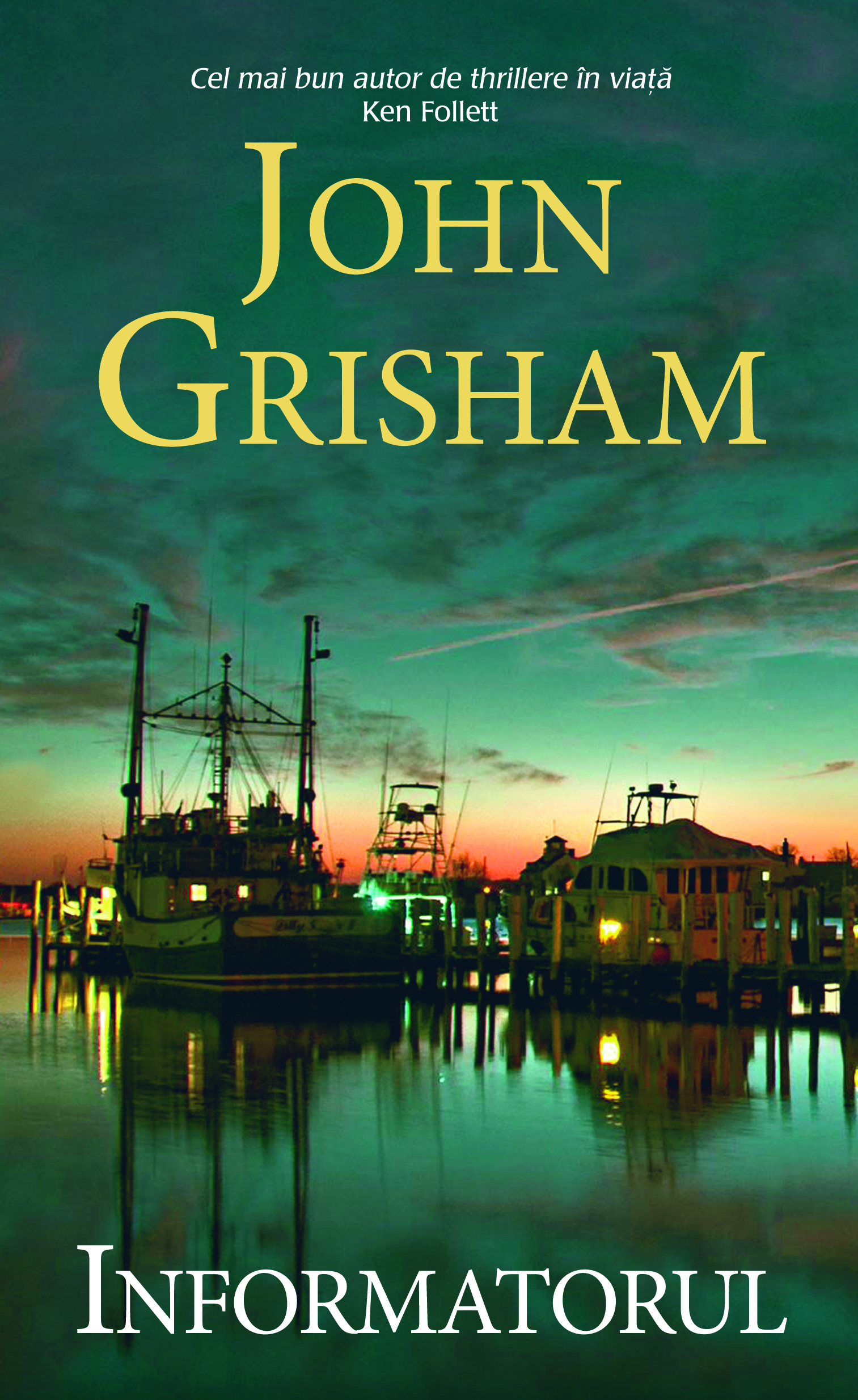 Imagine Informatorul - John Grisham
