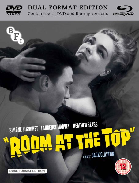 Room at the Top - Blu-ray Disc + DVD