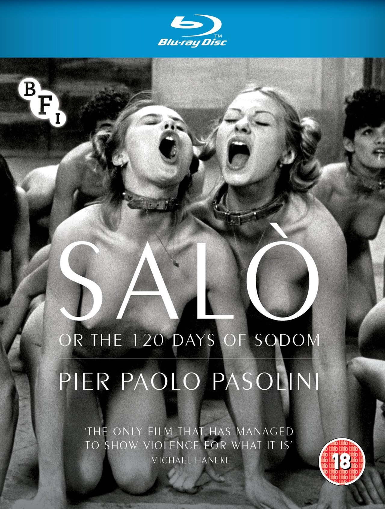 Salo or the 120 Days of Sodom - Blu-ray Disc