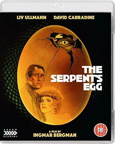 The Serpent's Egg - Blu-ray Disc