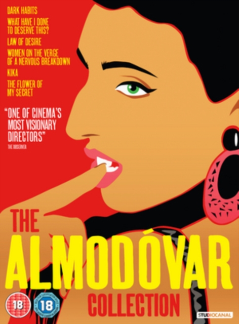 The Almodovar Collection