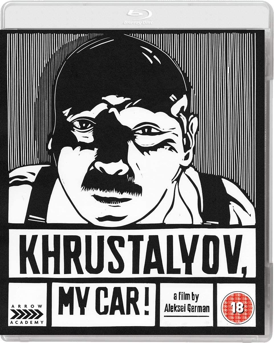 Khrustalyov, My Car! - Blu Ray Disc