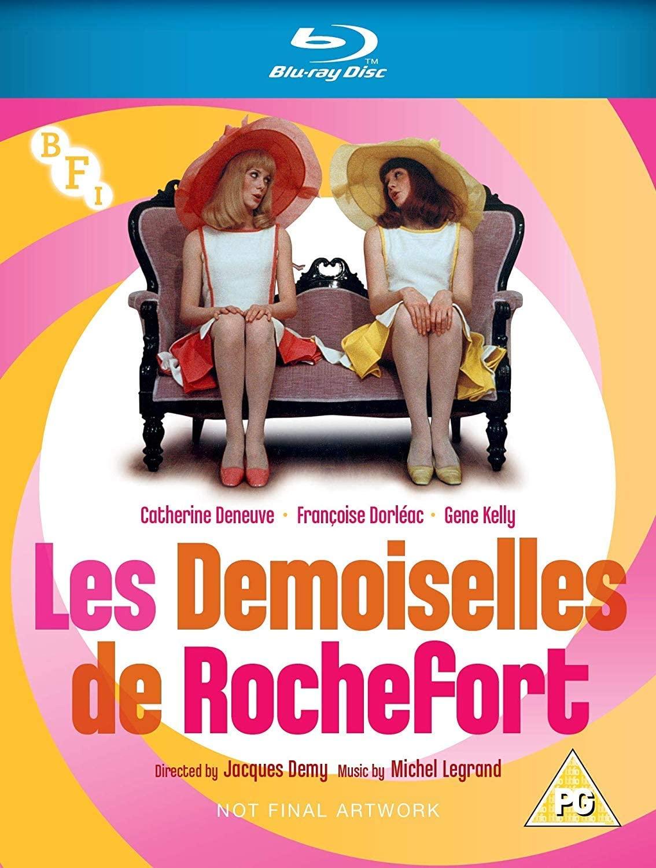 Les Demoiselles de Rochefort - Blu-ray Disc