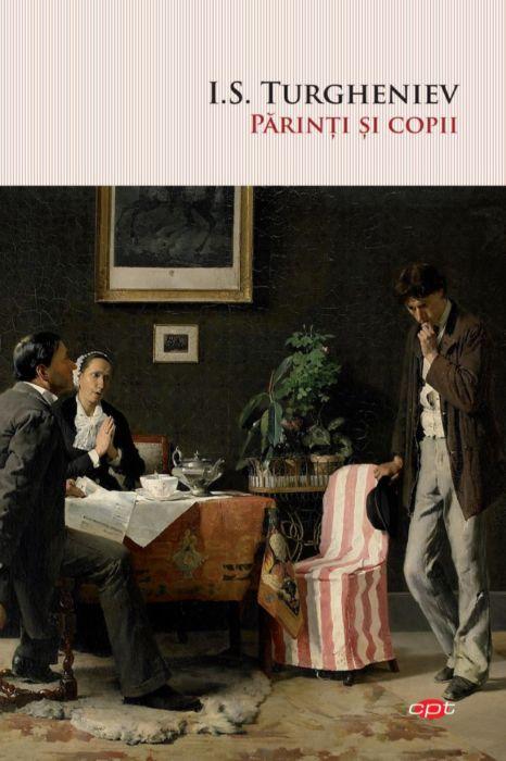 Parinti si copii | I. S. Turgheniev
