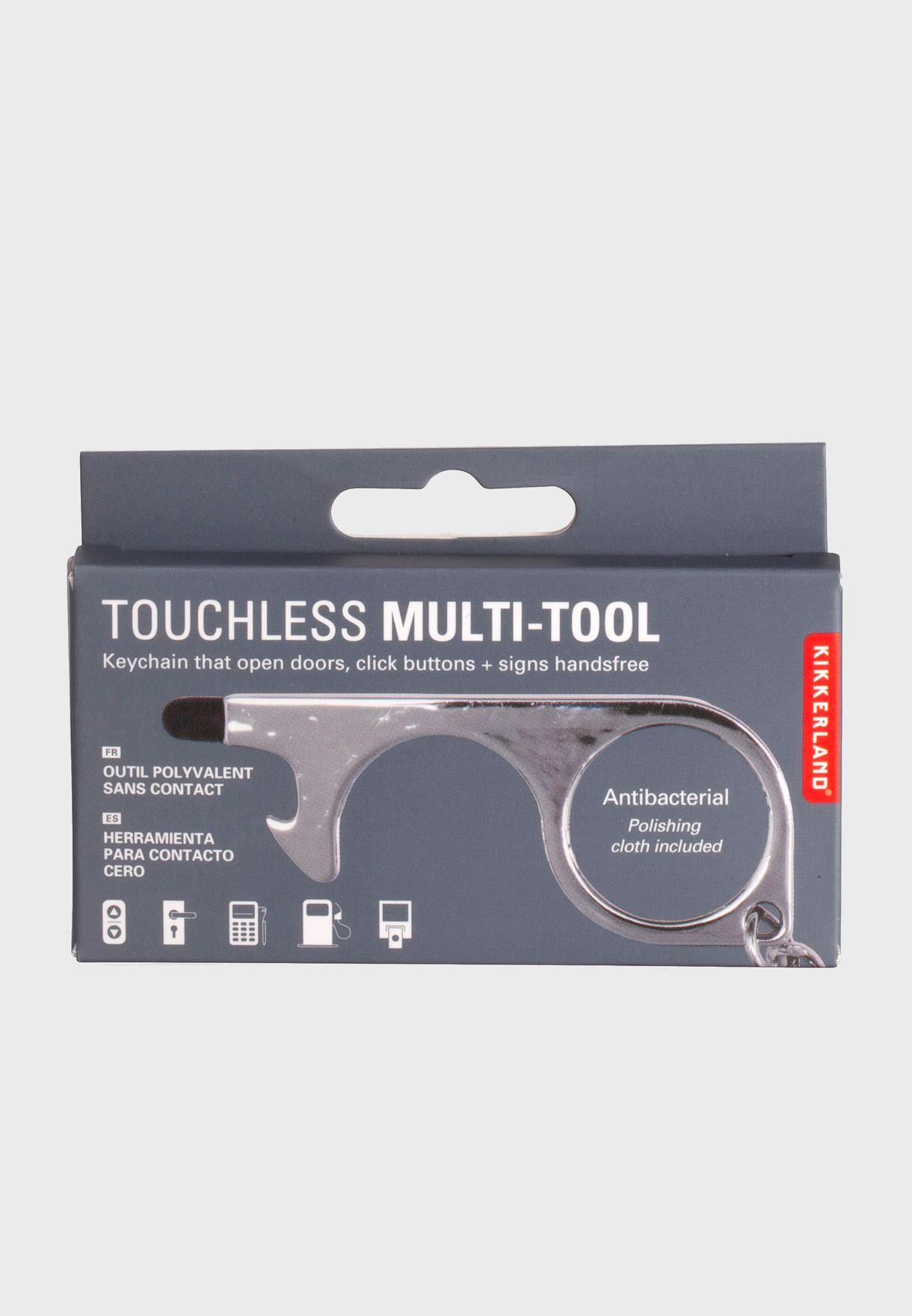 Breloc multifunctional - Touchless Multi-Tool