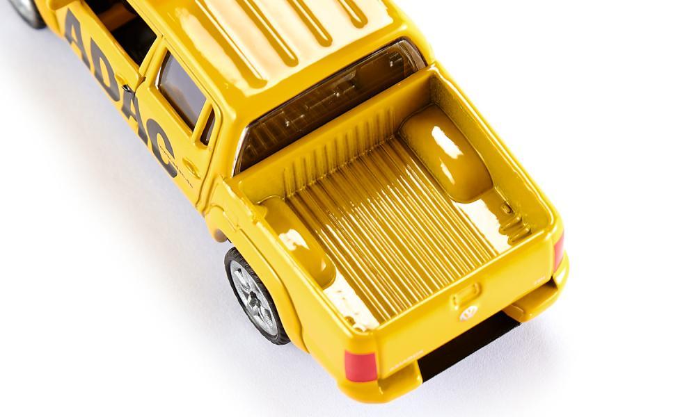 Jucarie - ADAC-Pick-Up - Yellow   Siku - 6