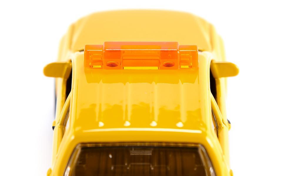 Jucarie - ADAC-Pick-Up - Yellow   Siku - 3